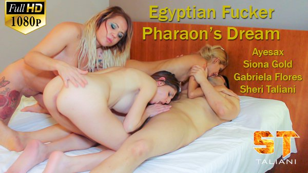 Trailer - Egyptian Fucker - Pharaon's Dream