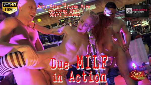 Trailer - Due Milf in Action